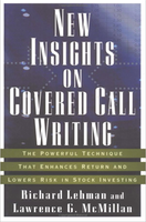 New Insights On Covered Call Writing book