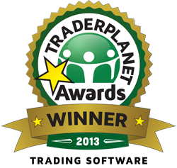 trading software award