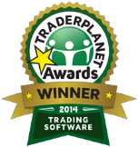 trading software award 2014