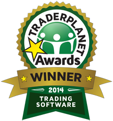 1st place Trading Software award
